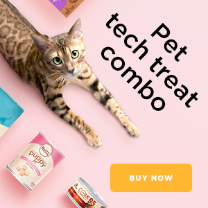 Pet Tech Treat Combo