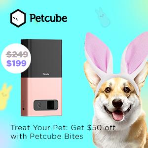 Petcube: Interactive Wi-Fi Pet Cameras