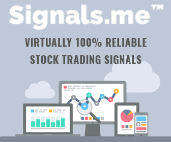Signals.me - Virtually 100% reliable forex & stock trading signals