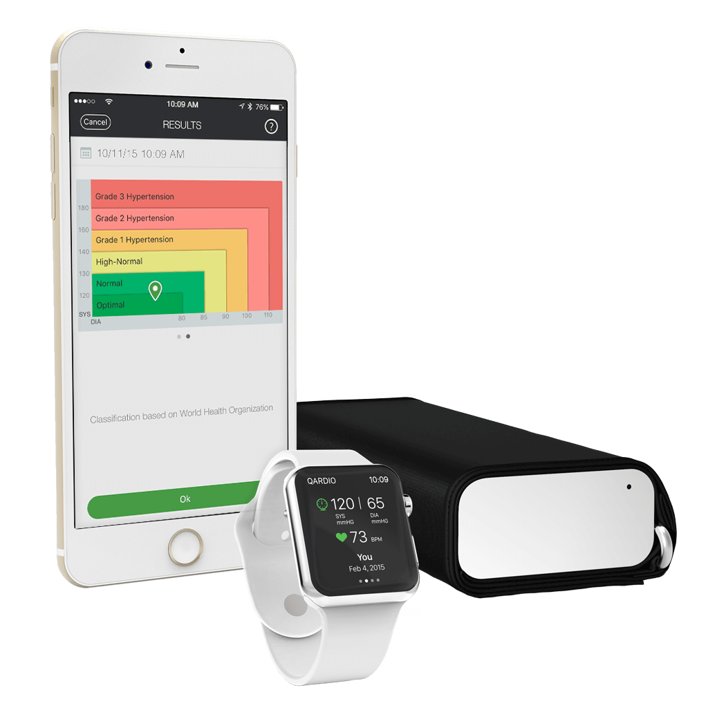 QardioArm - Wireless Blood Pressure Monitor