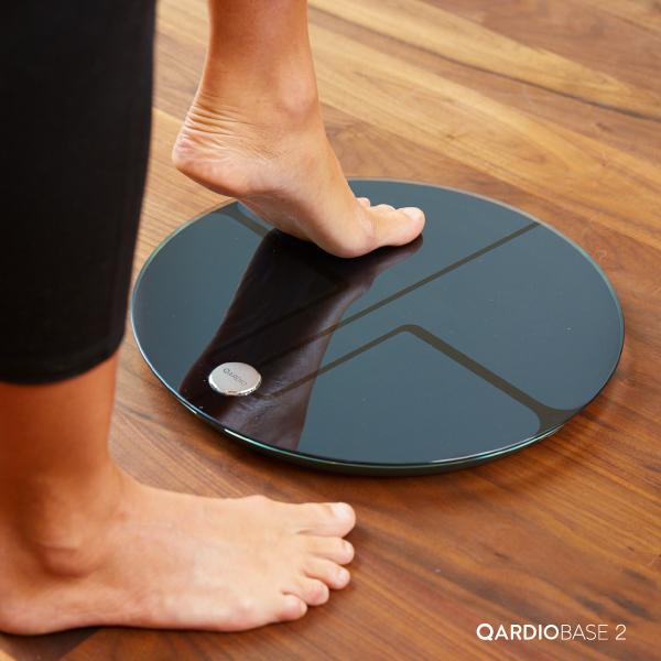 QardioBase 2 - Wireless Smart Sclae and Body Analyzer