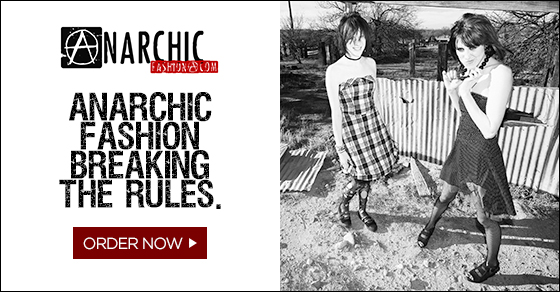 Anarchic Fashion - Breaking the rules