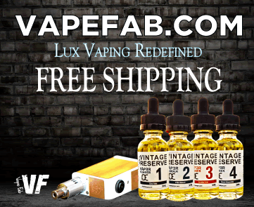 Vintage Reserve Eliquid Free Shipping