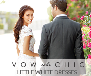Little White Dresses - VowtobeChic.com