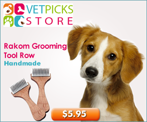 Vetpicks - Rakom Grooming Tool Row
