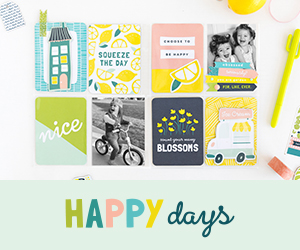 Happy Days Scrapbooking