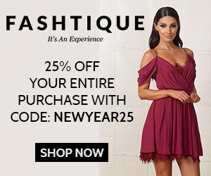Shop Fashtique discount code