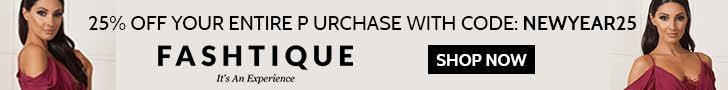 Shop Fashtique coupon code