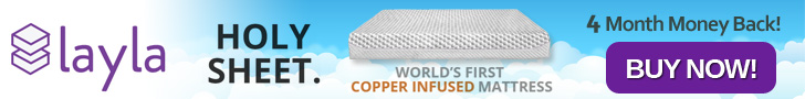 Holy Sheet! World First Copper Infused Mattress