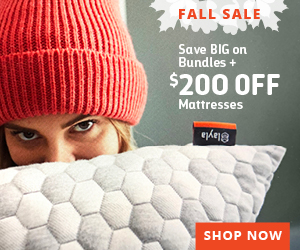 FALL SALE EVENT! SAVE BIG ON BUNDLES + UP TO $200 OFF MATTRESSES
