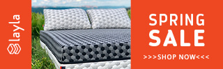 Spring Sale! Up To $200 Off Mattresses + 2 Free Layla Memory Foam Pillows