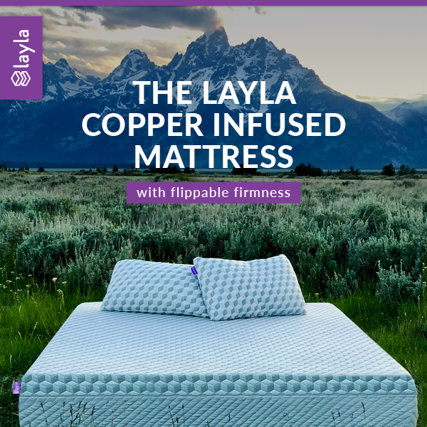 Skin Care Tips And Tricks - Layla mattress banner