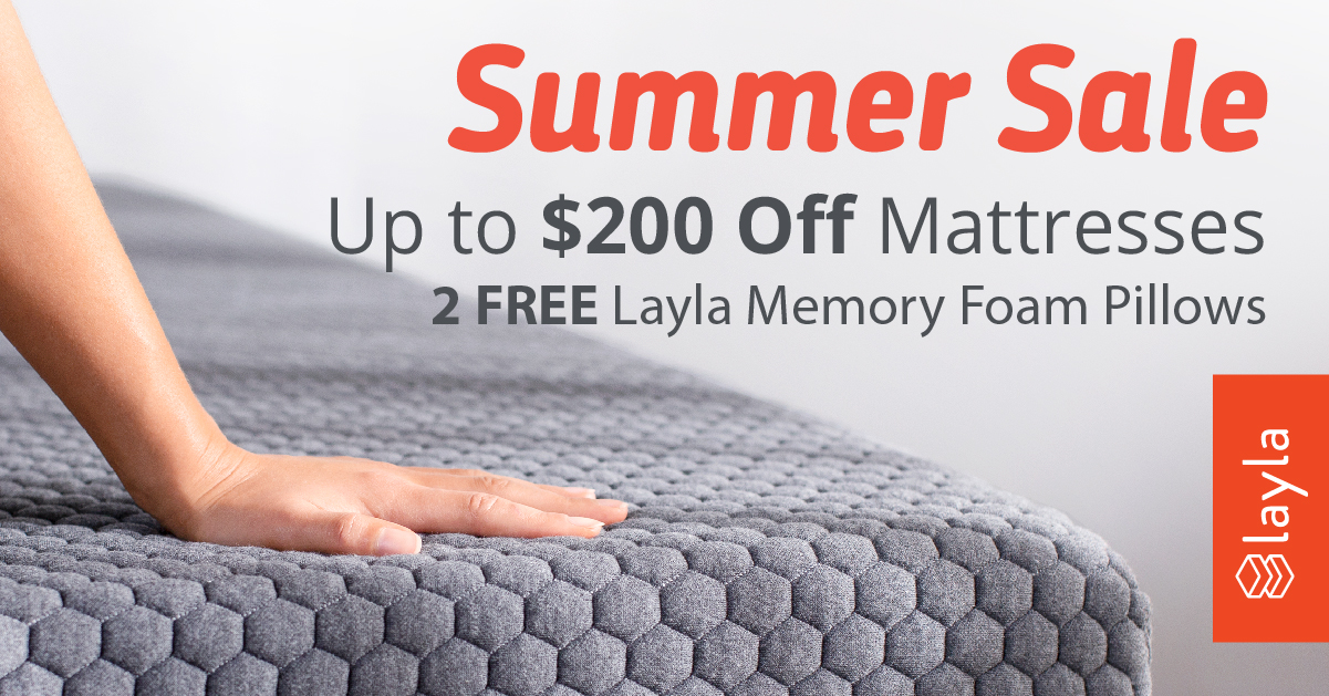 Layla Memory Foam Mattress Reviews