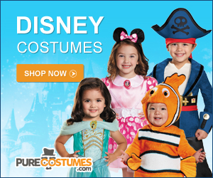 Disney Costumes at PureCostumes.com
