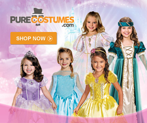 Princess Costumes at PureCostumes.com