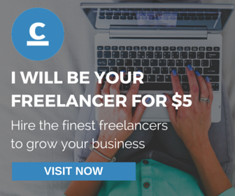I will be your Freelancer for $5