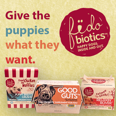 Daily Probiotics For Dogs