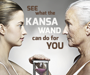 Kansa Wand- easy, effective and extremely relaxing