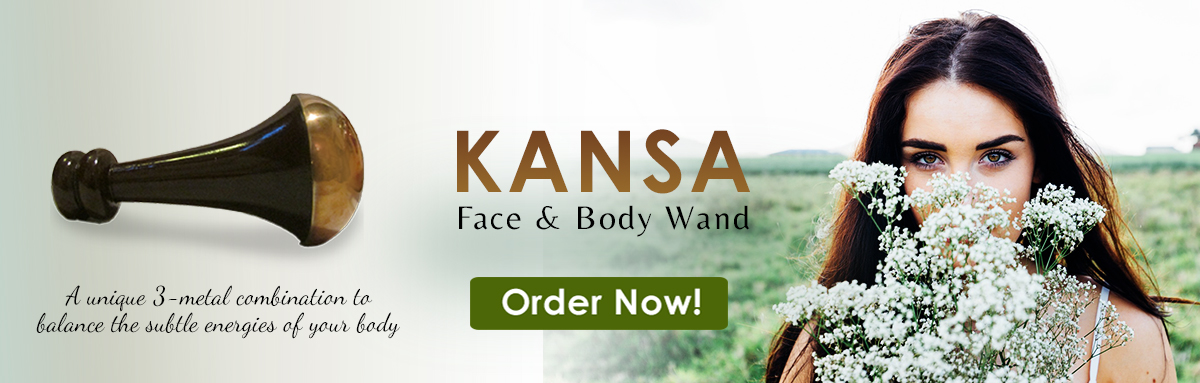 Premium quality, classically crafted Kansa Wand at a revolutionary price point.
