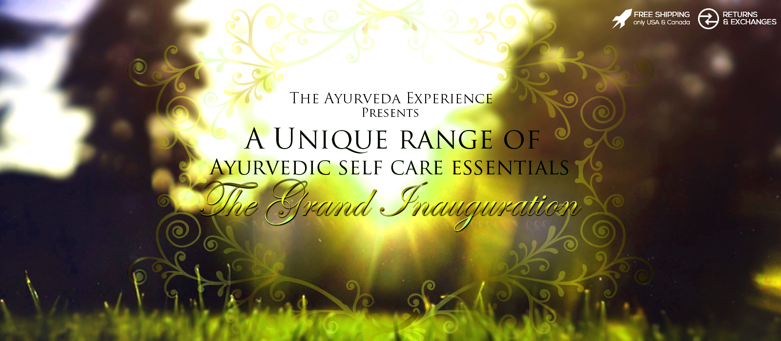 Experience the power of Ayurvedic self-care essentials at reasonable prices