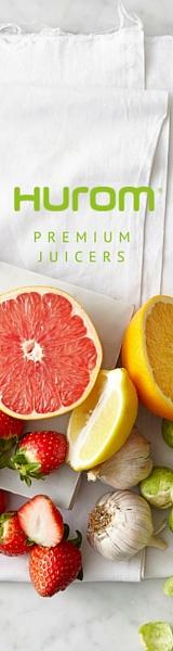Hurom Premium juicers