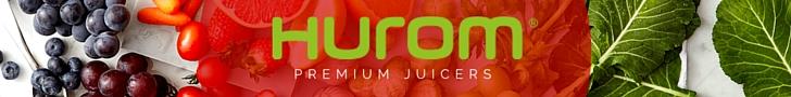 Hurom Juicers Banner
