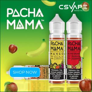 Csvape -  Pacha Mama