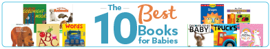 10 Books for Babies