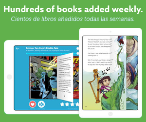 Hundreds of books added weekly.