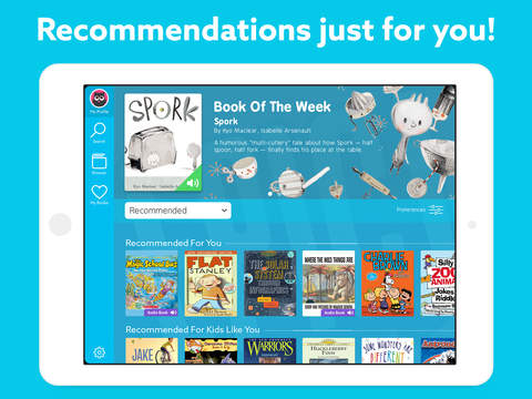 Recommendations just for you! Epic! Books perfect for Evacuation travel with kids