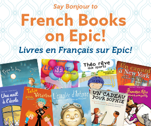 french books on epic