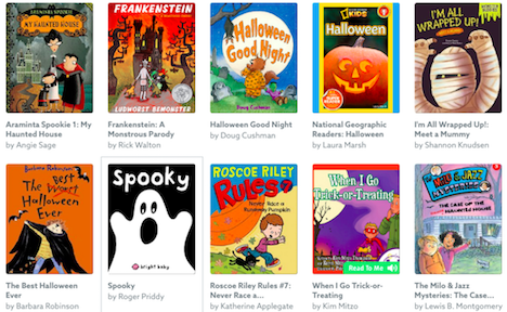 Halloween Night: Books 1 and 2 by R. L. Stine