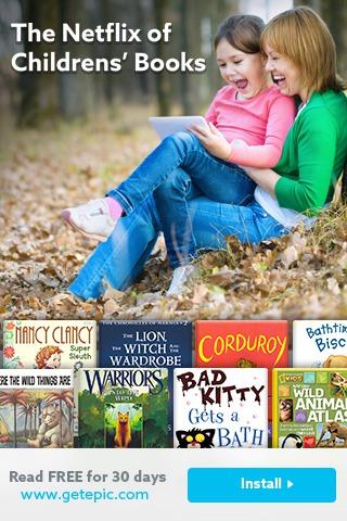 The Netflix of Children's Books