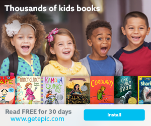 Heard about Epic reading app for kids? You have to check it out!