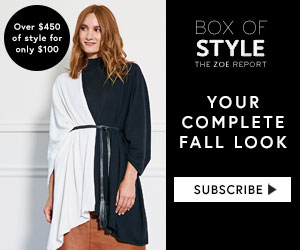 Box of Style, Your Complete Fall Look. Over $450 of Style for Only $100
