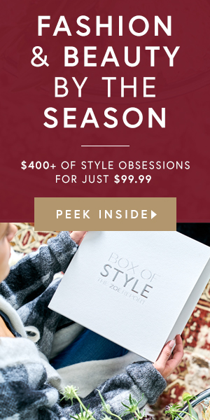 Fashion and Beauty by the Season. $400+ of Style Obsessions for Just $99.99. Peek Inside.
