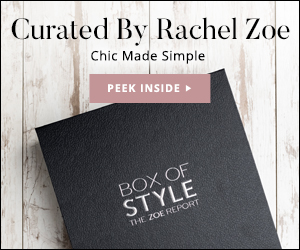 Fall Box of Style by The Zoe Report: Over $400 worth of this season's most coveted fashion and beauty finds for just $99.
