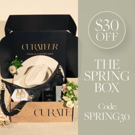 Curate Box