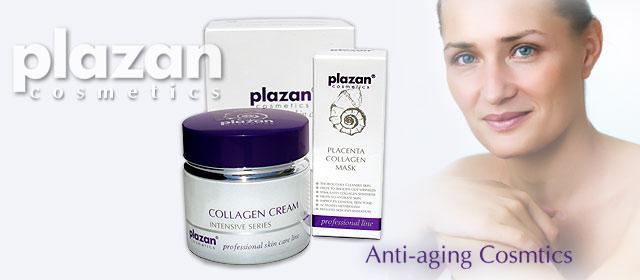 Plazan Anti-aging Cosmetics