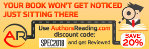 Book Reviews - Get 20% off at AuthorsReading.com