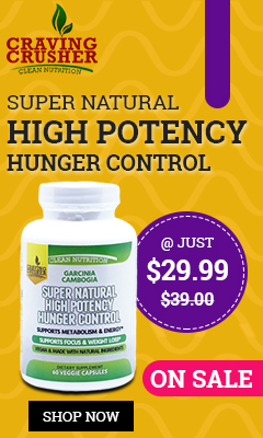 Super Natural High Potency Hunger Control