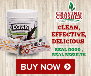 Clean Effective Delicious, Craving Crusher, Hunger control, get fit