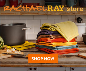 Shop the Rachael Ray Store today! Find Moppines, bakeware, cookware and more!