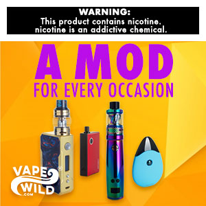 Vapewild.com | serious about vaping and not much else!
