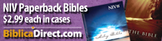 New International Version Bibles Wholsesale by the case or in singles