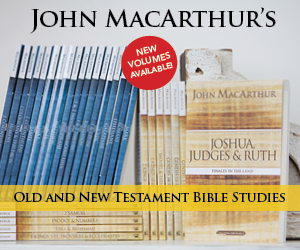 New Volumes in the John MacArthur Old and New Testament Bible Studies