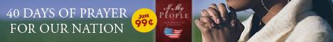 40 Days of Prayer for America - If My People Pray