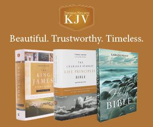 KJV Bibles: Beautiful Trustworthy Timeless Save 30-50%