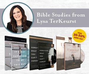 Bible Studies from Lysa TerKeust - Save 30-50%