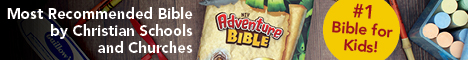 Adventure Bible: Most Recommended by Christian Schools and Churches - #1 Bible for Kids